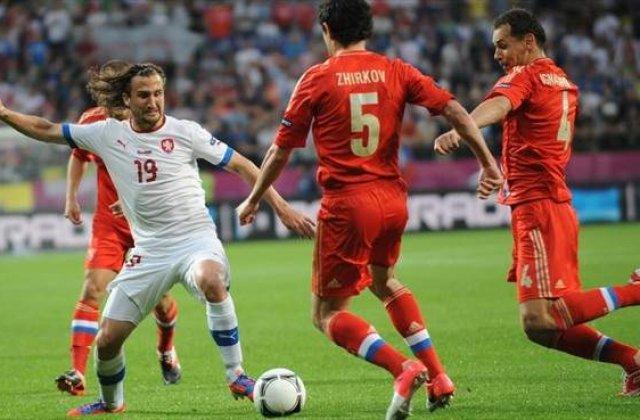 Debut in stil mare la EURO 2012 pentru Rusia