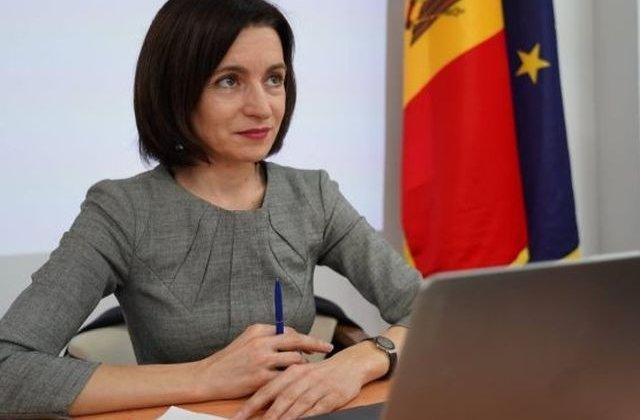 UE recunoaste noul guvern de la Chisinau. Maia Sandu: Este un pas important