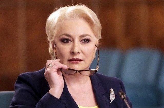 Raspunsul oferit de Viorica Dancila, intrebata daca va candida la alegerile prezidentiale