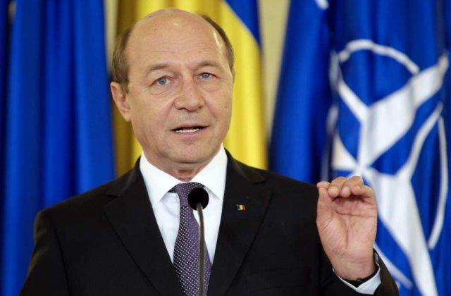 Basescu: Criza din Europa nu va disparea in urmatoarele 12 luni
