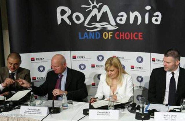 Clipul de promovare a Romaniei, difuzat la doua mari televiziuni internationale