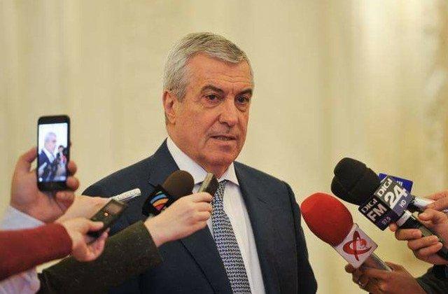Tariceanu: Mai-marii UE dau un semnal foarte prost catre cetatenii statelor membre prin aceste tocmeli de functii