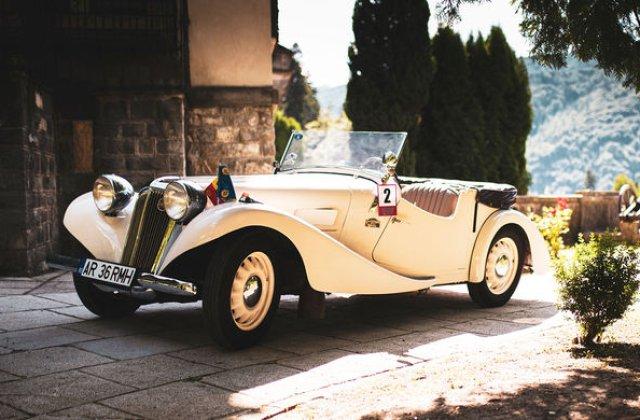 Concursul de Eleganta Sinaia 2019: marele premiu a fost castigat de un Aero 30 Roadster din 1936 care i-a apartinut Regelui Mihai
