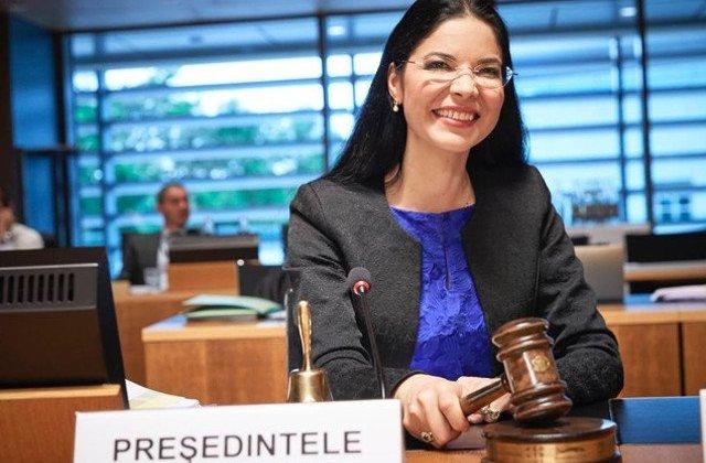 Ana Birchall, de Ziua Justitiei: Increderea si respectul cetatenilor trebuie recastigate
