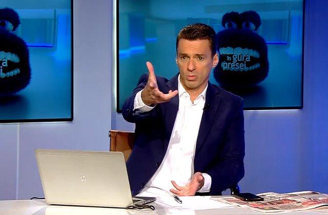 Mircea Badea, despre venirea Elenei Udrea in Romania: S-a intors de melteanca. Pentru ea, a fi vedeta este foarte important