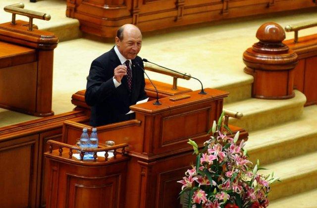 Ce s-a intamplat in sedinta de SUSPENDARE a lui Basescu