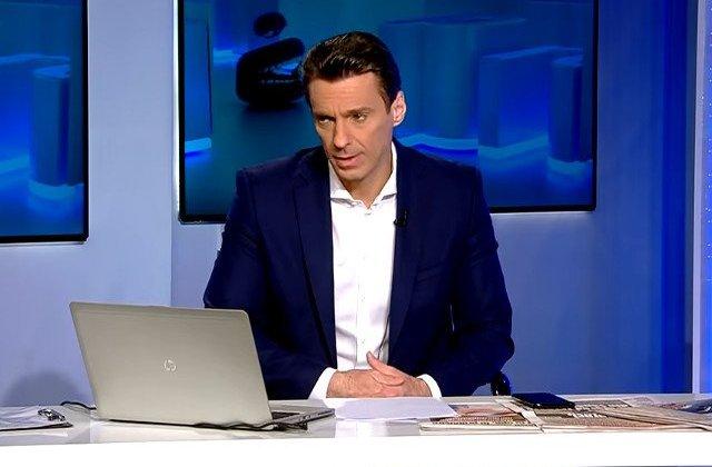 Mircea Badea: Tara asta il merita pe Klaus Iohannis pentru inca un mandat