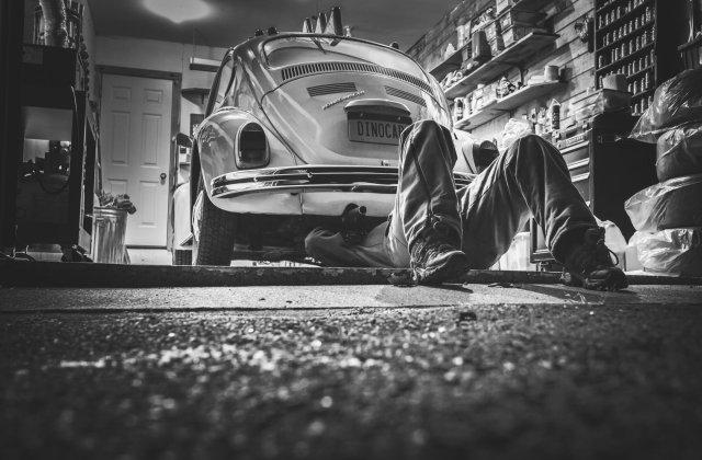 Service auto in garaj? Recomandari practice de amenajare