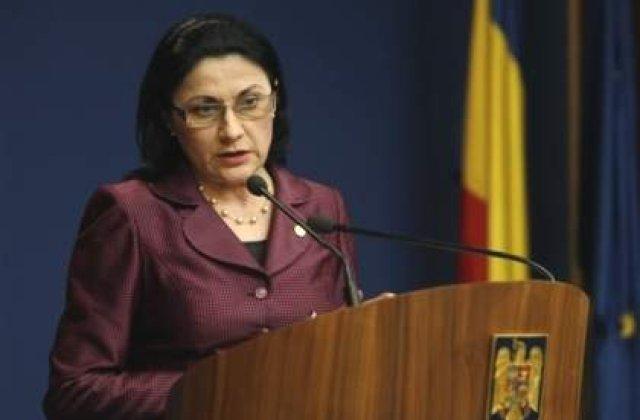 Ce spune Andronescu despre rezultatele dezastruoase de la BAC