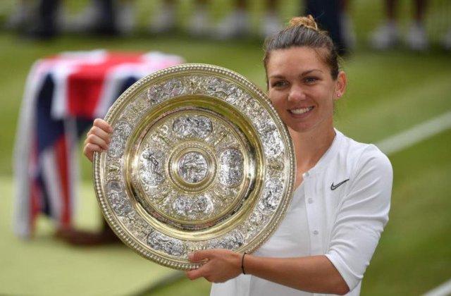 Presa internationala, despre victoria obtinuta de Simona Halep la Wimbledon