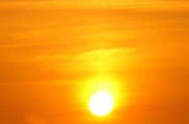 Avertizare: Codul portocaliu de canicula se prelungeste