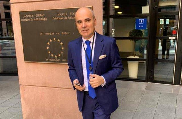 Rares Bogdan, despre afirmatiile Vioricai Dancila din PE: E cea mai mare jignire adusa unor oameni care si-au facut treaba in mod exemplar
