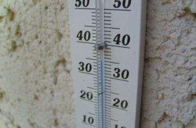 Avertizare: Temperaturi de 39 de grade la sfarsitul saptamanii