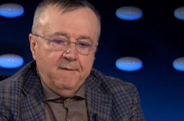 Ion Cristoiu, despre Iohannis si Barna: Nu au cum sa intre amandoi in turul doi la prezidentiale
