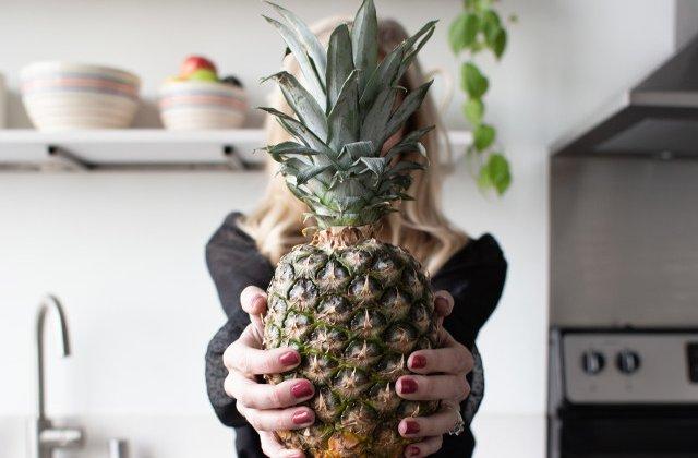 10+ beneficii mai putin cunoscute ale ananasului