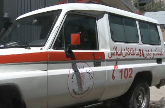 Cel putin 35 de persoane au murit dupa ce un autobuz a trecut peste o mina, in Afganistan