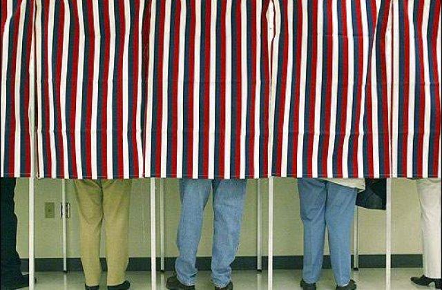 REFERENDUM 2012: 9.05%, prezenta la vot pana la ora 10:00