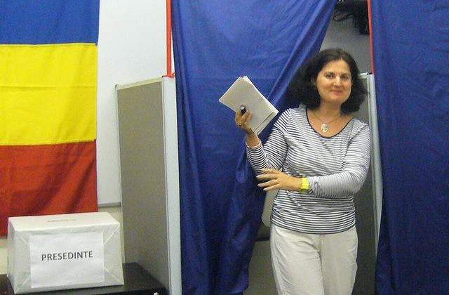 [UPDATE] REFERENDUM 2012: 37,67%, prezenta la vot pana la ora 20