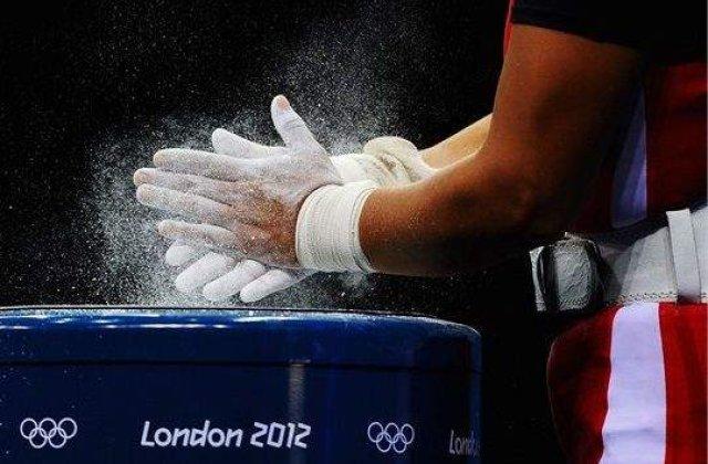 JO 2012 - Haltere: Medalie de bronz pentru Razvan Martin