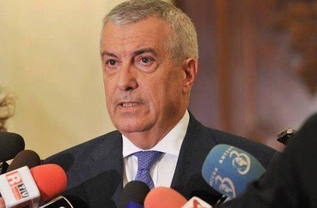 Tariceanu critica rectificarea bugetara si cere masuri pentru a recastiga increderea cetatenilor