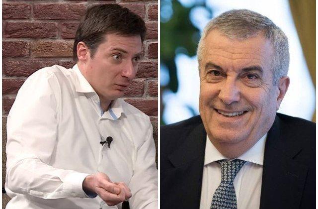 """Andrei Caramitru: Tariceanu spune ca """"bugetul e nerealist"""" si da vina pe oricine ca sa-si scape pielea"""