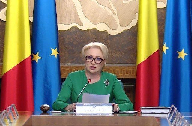 Viorica Dancila, dupa cazul Caracal: Avem pregatite ordonantele pentru situatii de urgenta. Astfel de tragedii nu trebuie sa se mai intample