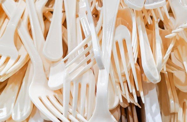 Lidl scoate complet de la vanzare produsele de plastic de unica folosinta