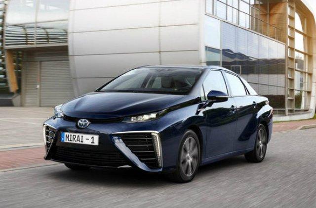 """Bosch: """"In 10 ani, 20% dintre masinile electrice vor fi propulsate de pile de combustibil"""""""
