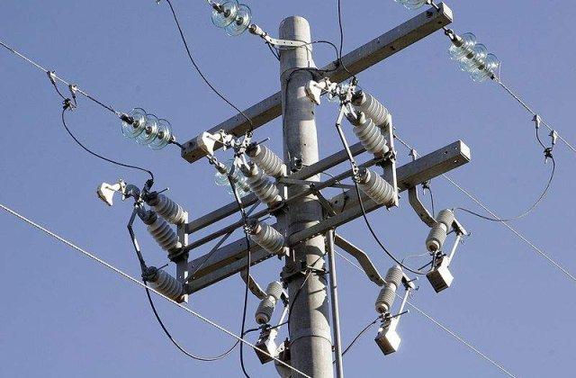 Exportul de energie electrica a scazut cu 76,1% in primul semestru