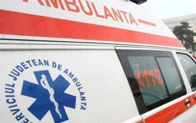 Constanta: Femeie accidentata...