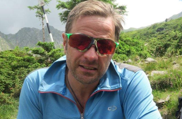 Alpinistul Zsolt Torok, disparut in Muntii Fagaras, a fost gasit decedat