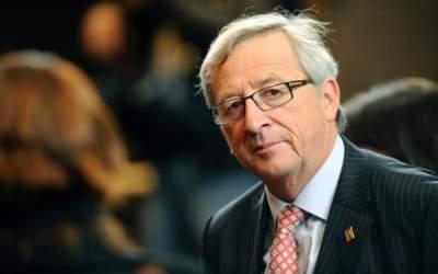 Jean-Claude Juncker, suspus...