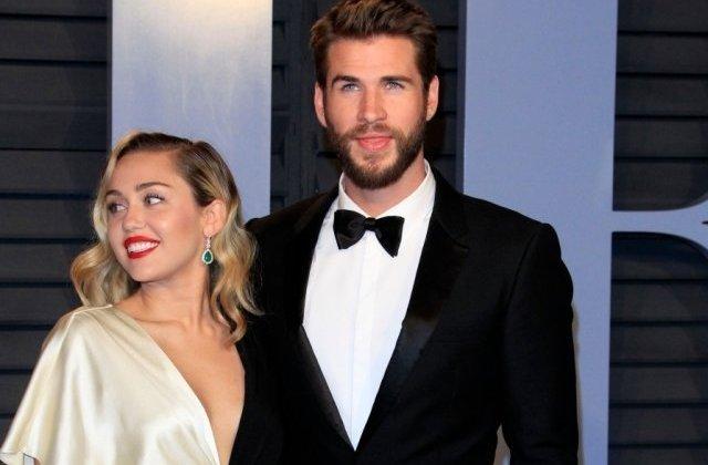 Razboi al declaratiilor intre Miley Cyrus si Liam Hemsworth dupa despartirea lor