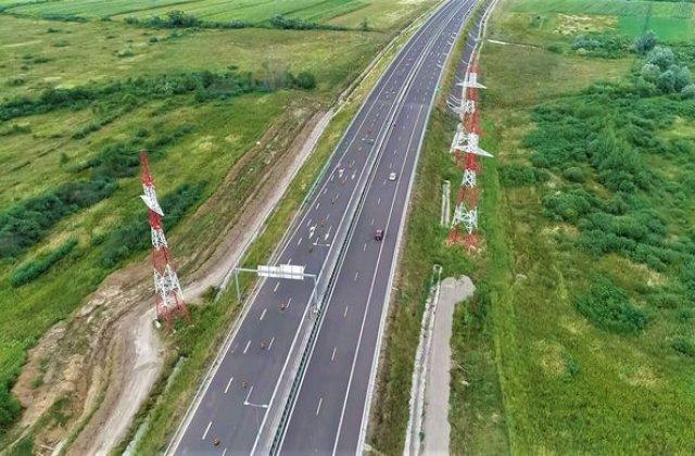 Romania are inca 22 de kilometri de autostrada: circulatia rutiera pe lotul 4 din autostrada A1 Lugoj - Deva a fost inaugurata