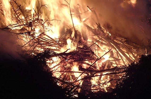 MAE: Avertizare de calatorie pentru Gran Canaria. Incendiile au carbonizat 10.000 de hectare din centrul insulei