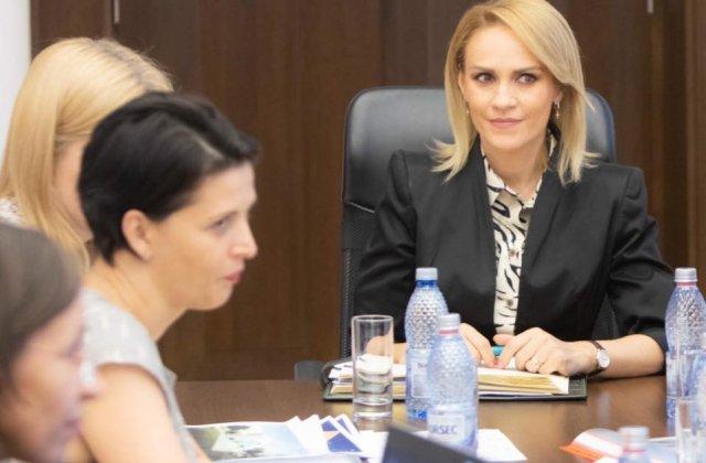 Gabriela Firea: Construim 4 gradinite si 5 after-school-uri in sectoarele 2 si 5. Valoarea investitiei este de peste 11 milioane de euro