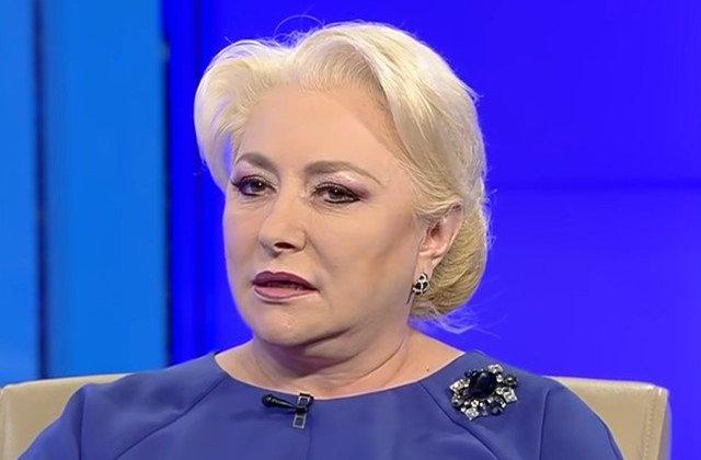 Dancila: Nici domnul Dan Barna, nici domnul Iohannis nu sunt apropiati de oameni