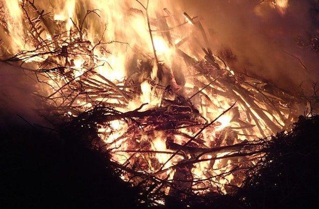 MAE: Avertizare de calatorie pentru Grecia - risc ridicat de incendii de vegetatie