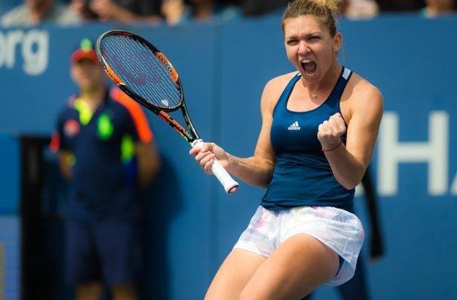 Simona Halep s-a calificat in turul al doilea la US Open