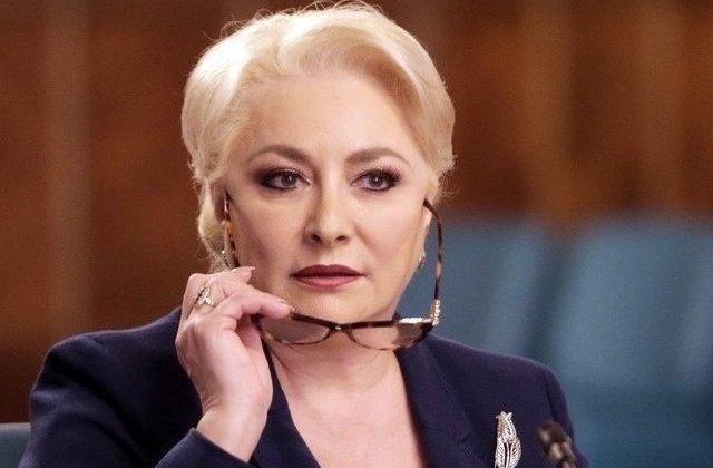 Dancila, in CExN al PSD: Nu imi voi da demisia. Nu iesim de la guvernare