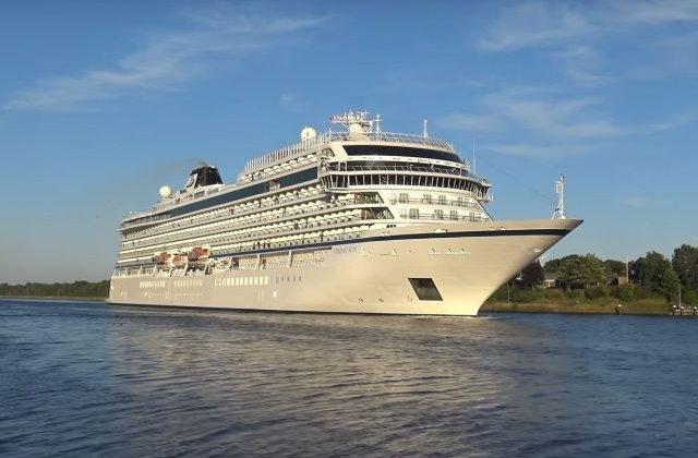 O nava de pasageri va pleca in jurul lumii, intr-o croaziera de 245 de zile, ce ar putea stabili un record mondial/ FOTO