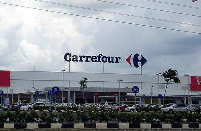 Carrefour ar putea pleca din Romania