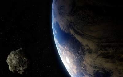 Un asteroid care rivalizeaza...