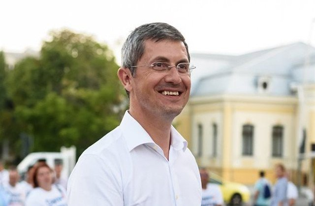 Dan Barna, ales presedintele USR pentru un nou mandat