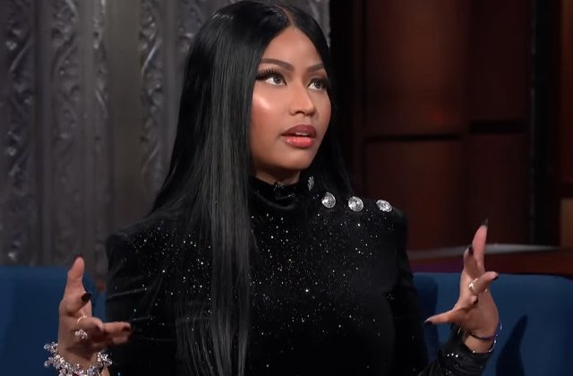 Nicki Minaj si-a anuntat retragerea din muzica