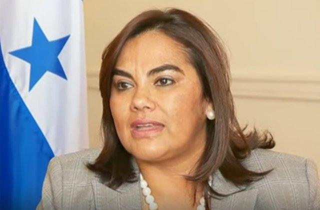 Fosta Prima Doamna a statului Honduras, condamnata la 58 de ani de inchisoare pentru deturnare de fonduri/ VIDEO