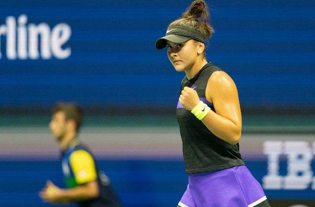 """Reactii dupa reusita Biancai Andreescu la US Open: """"Ai facut o tara foarte mandra"""""""
