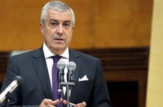 Tariceanu sustine ca Melescanu nu are sprijinul ALDE la sefia Senatului