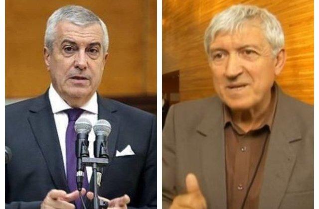 Tariceanu sustine ca Mircea Diaconu are mai mari sanse decat ar fi avut el la prezidentiale
