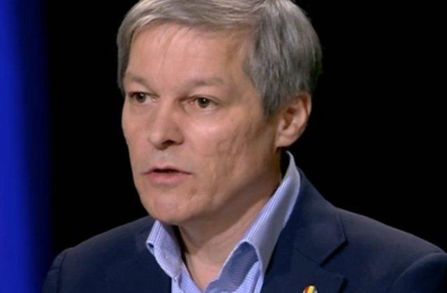 Ciolos: PSD-ul lui Liviu Dragnea si al Vioricai Dancila continua campania populista de atacare a Occidentului